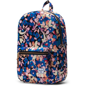 Herschel Settlement Mid-Volume Backpack painted floral
